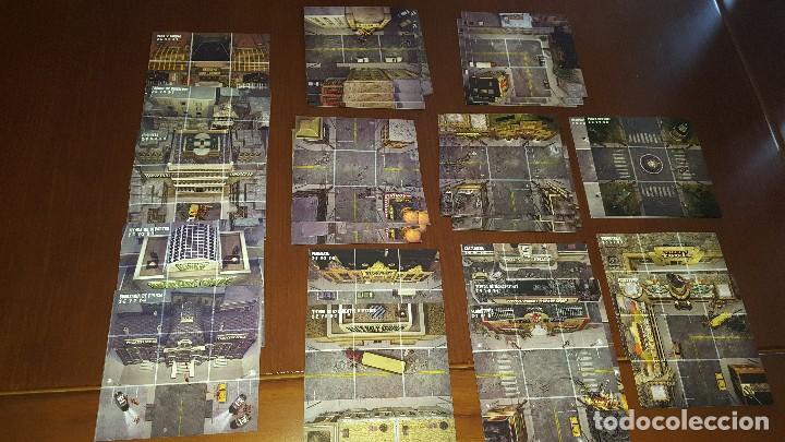 Cartas De Mapa Del Juego De Mesa Zombies Seg Comprar Otras