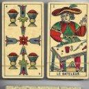 Barajas de cartas: BARAJA TAROT MARSELLES DEVECCHI, DOS MAZOS PRECINTADOS, 39 CARTAS EN CADA UNO DE 1988. SIN ESTRENAR.. Lote 100592966