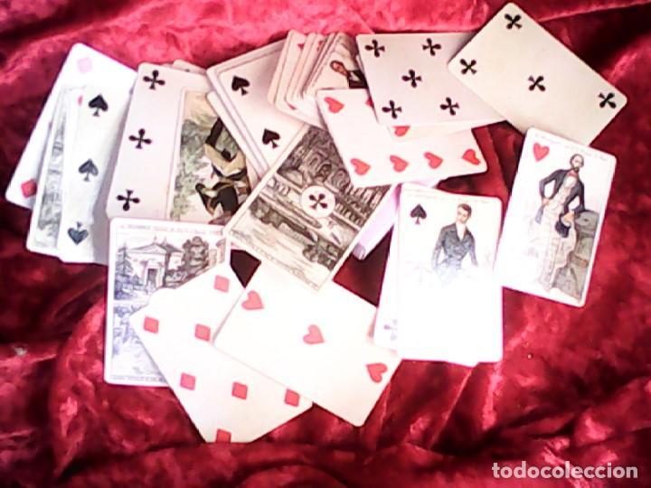 BARAJA FRANCESA S.XIX POR SÓLO CUATRO EUROS (Juguetes y Juegos - Cartas y Naipes - Baraja Española)
