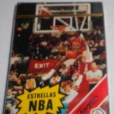 Barajas de cartas: BARAJA FOURNIER ESTRELLAS DE LA NBA, PRECINTADA. Lote 118572382