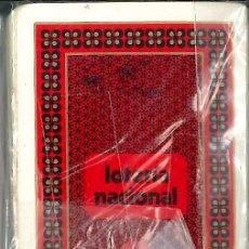 Barajas de cartas: CARTAS BARAJAS NAIPES LOTERÍA NACIONAL DE ESPAÑA. Lote 75188191