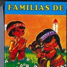Barajas de cartas: CARTAS BARAJAS NAIPES FAMILIAS 7 PAISES. Lote 75193923