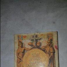 Barajas de cartas: BARAJA IBERO AMERICANA - FOURNIE. Lote 76016895