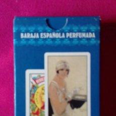 Barajas de cartas: ANTIGUA BARAJA ESPAÑOLA PERFUMADA LADY CARDS 50 CARTAS FOURNIER. NUEVA. SIN USO. Lote 76582231