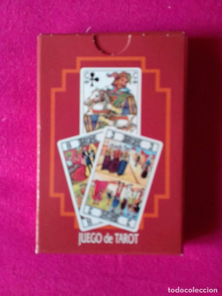 Barajas de cartas: BARAJA ARCANOS Y CABALLOS DEL JUEGO DE TAROT 26 NAIPES FOURNIER. NUEVA. SIN USO - Foto 2 - 76583551