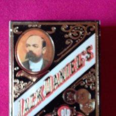 Barajas de cartas: BARAJA POKER JACK DANIELS OLD Nº 7 CAJA NEGRA. NUEVA SIN USAR. Lote 76584299