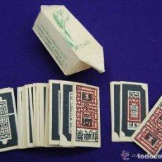 Barajas de cartas: BARAJA DE INDONESIA. 1940. -TOKO HOO HAY HOO- COMPLETA. 60 NAIPES. ENVOLTORIO ORIGINAL. SIN USAR. Lote 76718855