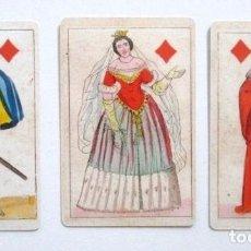 Barajas de cartas: BARAJA CHIARI, ITALIA, SIGLO XIX, AÑO 1850, REPRODUCCIÓN, NUEVA. Lote 76808647