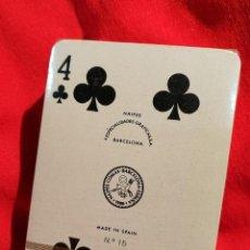 Decks of cards - BARAJA NAIPES DE POKER- NAIPES COMAS Nº15- SERIE ARTE, PINTURA ESPAÑOLA- PRECINTADA!!!. - 76933105