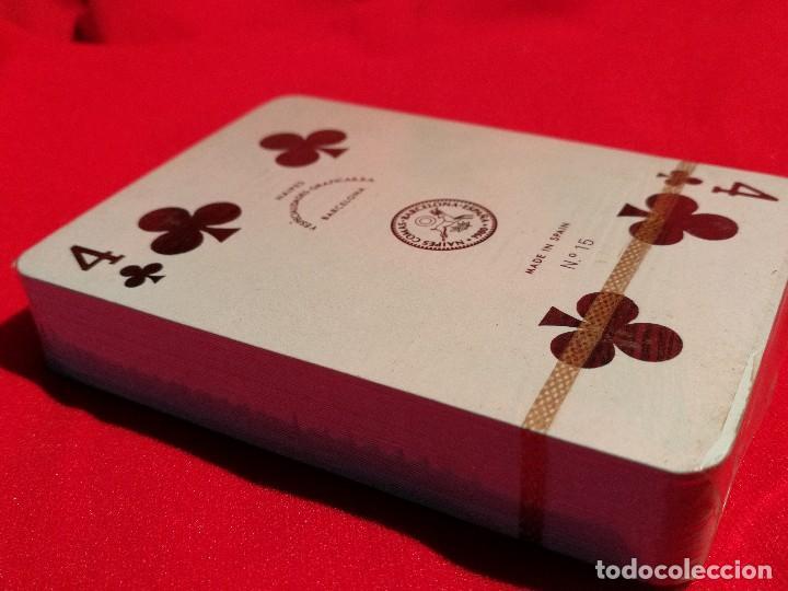 Barajas de cartas: BARAJA NAIPES DE POKER- NAIPES COMAS Nº15- SERIE ARTE, PINTURA ESPAÑOLA- PRECINTADA!!!. - Foto 3 - 76933105