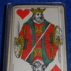 Barajas de cartas: ANTIGUA BARAJA CARTAS DE POKER B.P. GRIMAUD - PARIS - 52 CARTAS. Lote 76959633