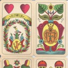 Barajas de cartas - ANTIGUA BARAJA 32 CARTAS REPUBLICA CHECA - OBCHODNI TISKARNY - OTK - KOLIN PRAGA 3 - 1960 - 76964217