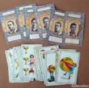 Barajas de cartas: BARAJA DE CARTAS INFANTIL CON JUGADORES DE FUTBOL, AÑO 1933-34 - CHOCOLATES MERCADAL, PALMA MALLORCA. Lote 77106801