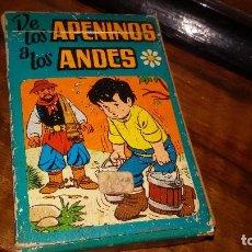 Barajas de cartas: DE LOS A PENÍNOS A LOS ANDES. Lote 77159169