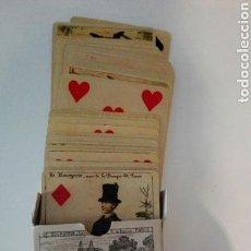 Barajas de cartas: BARAJA IMPERIAL FRANCIA. Lote 77920606