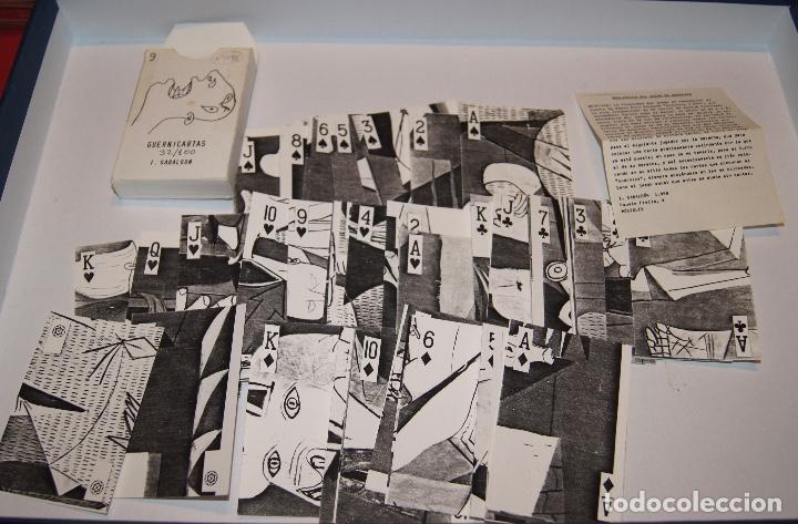 BARAJA GUERNICARTAS INMACULADA GABALDON 1988 NUMERADA Y LIMITADA 32/100 (Juguetes y Juegos - Cartas y Naipes - Otras Barajas)