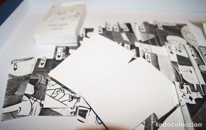 Barajas de cartas: BARAJA GUERNICARTAS INMACULADA GABALDON 1988 NUMERADA Y LIMITADA 32/100 - Foto 2 - 78141801
