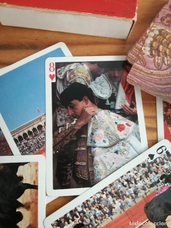 Barajas de cartas: HERACLIO FOURNIER, FIESTA TAURINA, 55 CARTAS. - Foto 3 - 78202257