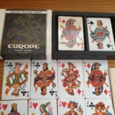 Barajas de cartas: EUROPE, HERACLIO FOURNIER.. Lote 78235773