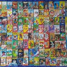 Barajas de cartas: LOTE DE 160 BARAJAS INFANTILES - FOURNIER ¡IMPECABLES!. Lote 78438793