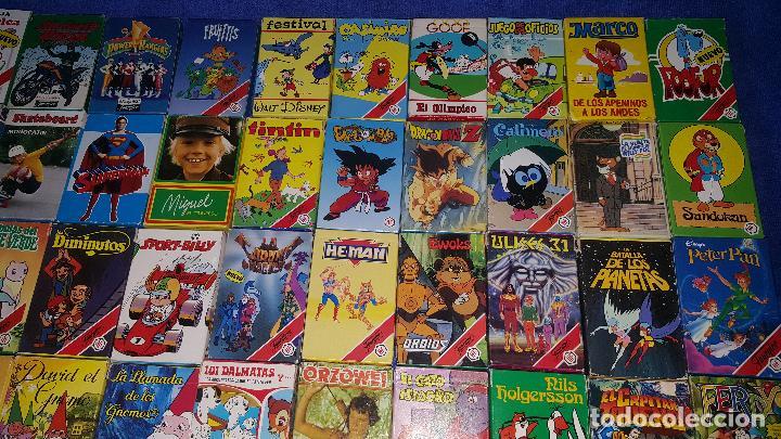 Barajas de cartas: Lote de 75 barajas infantiles diferentes - Fournier ¡Impecables! - Foto 3 - 78634417