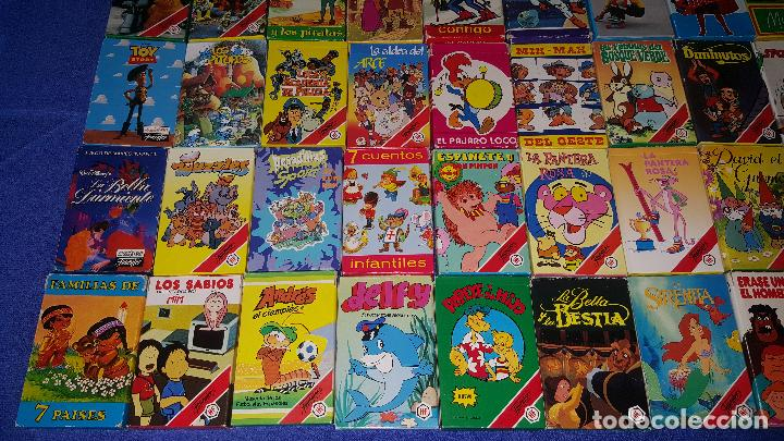 Barajas de cartas: Lote de 75 barajas infantiles diferentes - Fournier ¡Impecables! - Foto 4 - 78634417