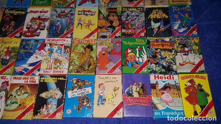Barajas de cartas: Lote de 75 barajas infantiles diferentes - Fournier ¡Impecables! - Foto 5 - 78634417