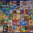 Barajas de cartas: LOTE DE 72 BARAJAS INFANTILES DIFERENTES - FOURNIER ¡IMPECABLES!. Lote 78634749