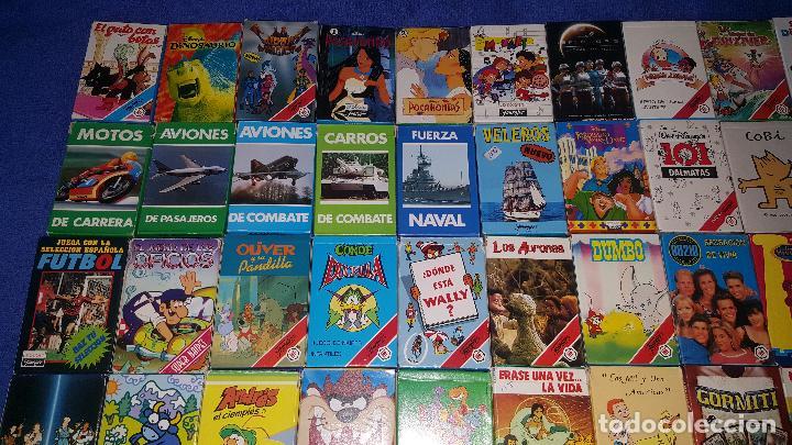 Barajas de cartas: Lote de 72 barajas infantiles diferentes - Fournier ¡Impecables! - Foto 2 - 78634749
