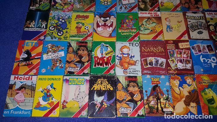 Barajas de cartas: Lote de 72 barajas infantiles diferentes - Fournier ¡Impecables! - Foto 4 - 78634749