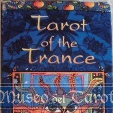 Barajas de cartas: TAROT OF THE TRANCE - EVA MARIA NITSCHE - (EN) (U.S. GAMES). Lote 79138533