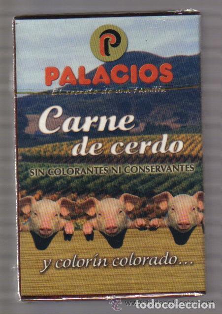 BARAJA PUBLICIDAD PALACIOS (PRECINTADA) (Juguetes y Juegos - Cartas y Naipes - Baraja Española)