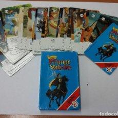 Barajas de cartas: BARAJA EL PRINCIPE VALIENTE. Lote 79867277