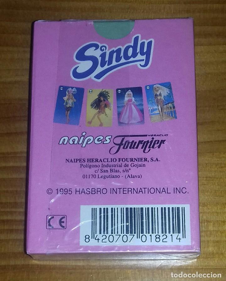 Barajas de cartas: Baraja de cartas Sindy - Foto 2 - 80045501