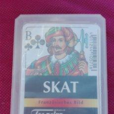 Barajas de cartas: BARAJAS SKAT. Lote 80270669
