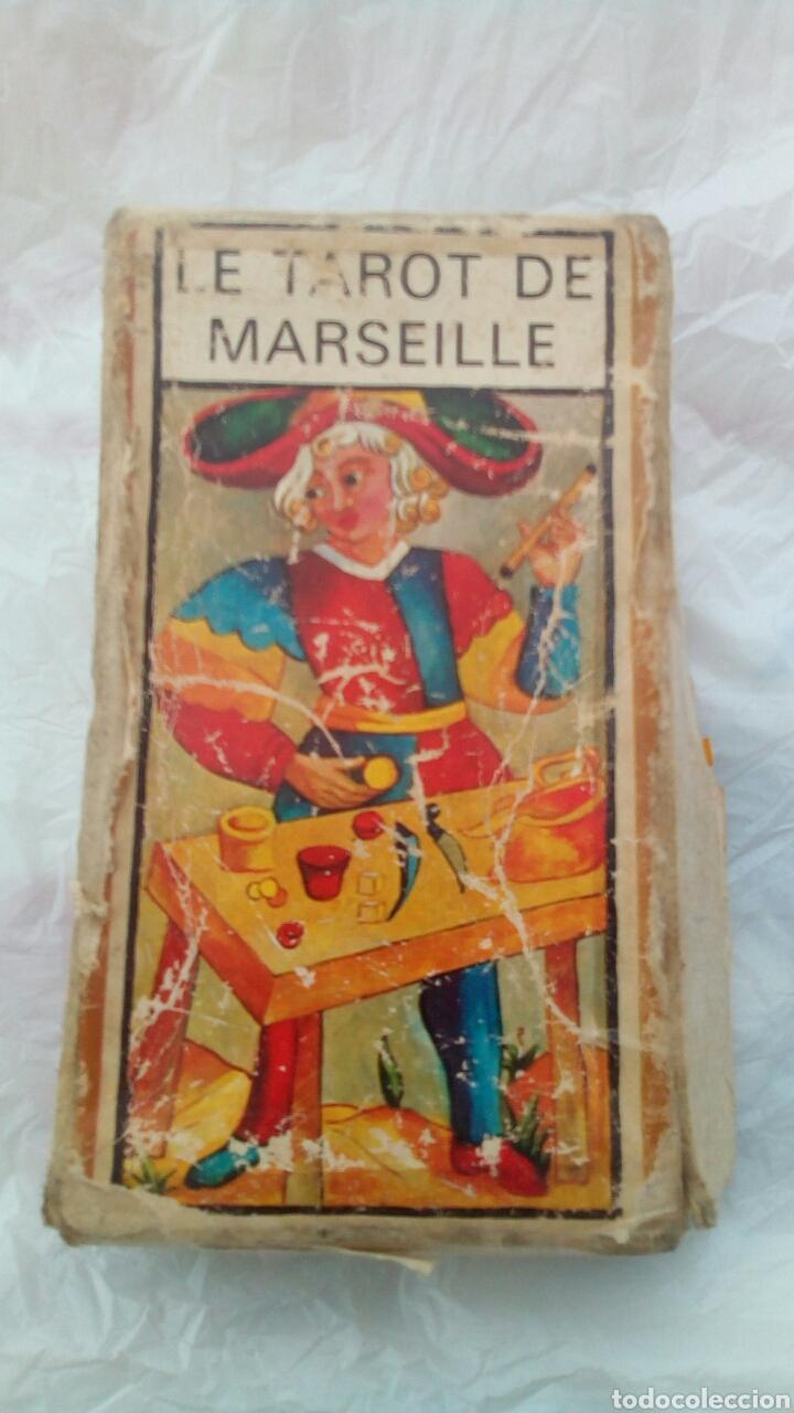 TAROT DE MARSELLA , EL VERDADERO 78 CARTAS (ANTIGUA) (Juguetes y Juegos - Cartas y Naipes - Barajas Tarot)