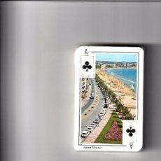 Barajas de cartas: BARAJA DE POKER TURISTICA DE SALOU. Lote 81047244