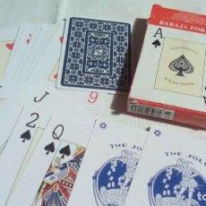 Barajas de cartas: BARAJA CARTAS PÓKER VIDAL EUROPA S.A. Lote 81563928