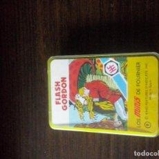 Barajas de cartas: BARAJA DE CARTAS HERACLIO FOURNIER MINI FLASH GORDON AÑO 1978 COMPLETA. Lote 81691884
