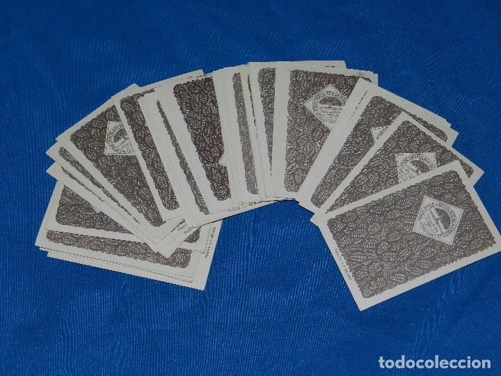 Barajas de cartas: ANTIGUA BARAJA DE FUTBOL AÑOS 20 , F DE CHOCOLATES AMATLLER, COMPLETA, IMPECABLE ESTADO - Foto 2 - 81829792