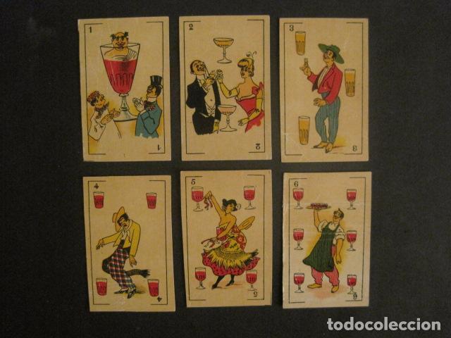 Barajas de cartas: BARAJA COMICA SATIRICA - COMPLETA 40 CARTAS - VER FOTOS-(CR-1024) - Foto 8 - 82017336