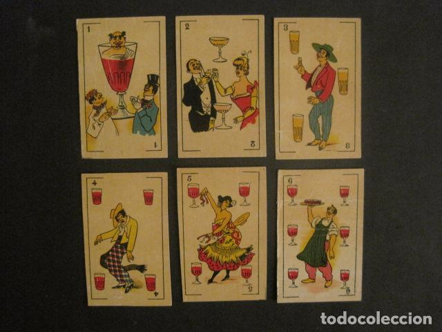 Barajas de cartas: BARAJA COMICA SATIRICA - COMPLETA 40 CARTAS - VER FOTOS-(V-10.306) - Foto 8 - 82017336