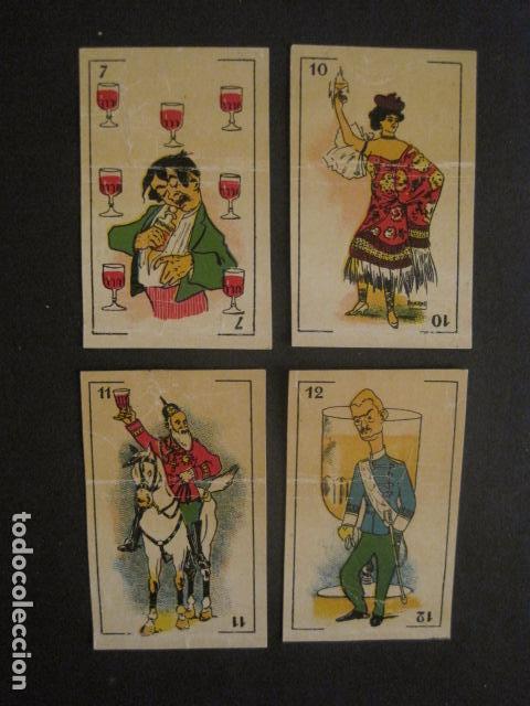 Barajas de cartas: BARAJA COMICA SATIRICA - COMPLETA 40 CARTAS - VER FOTOS-(CR-1024) - Foto 10 - 82017336