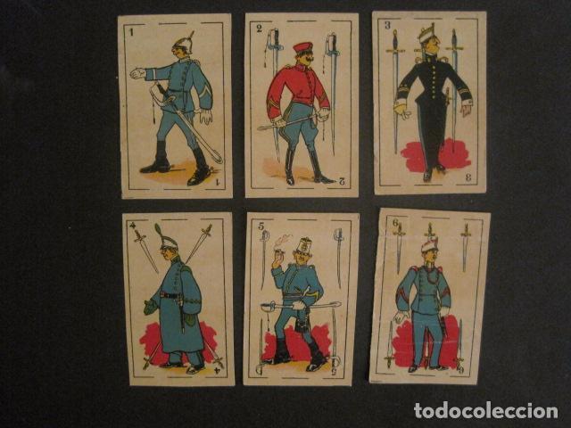 Barajas de cartas: BARAJA COMICA SATIRICA - COMPLETA 40 CARTAS - VER FOTOS-(CR-1024) - Foto 12 - 82017336
