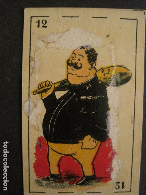 Barajas de cartas: BARAJA COMICA SATIRICA - COMPLETA 40 CARTAS - VER FOTOS-(CR-1024) - Foto 19 - 82017336