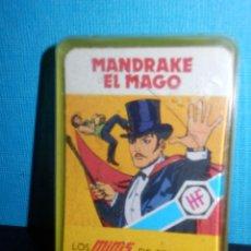 Barajas de cartas: BARAJA - LOS MINIS DE FOURNIER - MANDRAKE EL MAGO - 24 CARTAS - Nº 12 - NUEVA Y COMPLETA -. Lote 82143728