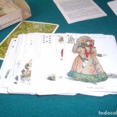 Barajas de cartas: BARAJA DE CARTAS GRIMAUD - FRANCIA. Lote 82271336