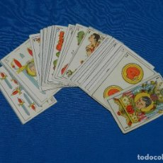 Barajas de cartas: BARAJA DE BOXEO - CAMPEONES DE BOXEO 1923 , COMPLETA 48 CARTAS EN MUY BUEN ESTADO DE CONSERVACION. Lote 82483604