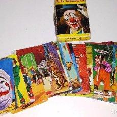 Barajas de cartas: BARAJA CARTAS FOURNIER EL CIRCO- 42 CARTAS. Lote 82850228