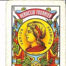 Barajas de cartas: CARTAS BARAJAS NAIPES FURNIER N15 40 CARTAS AÑO 1995. Lote 82761406